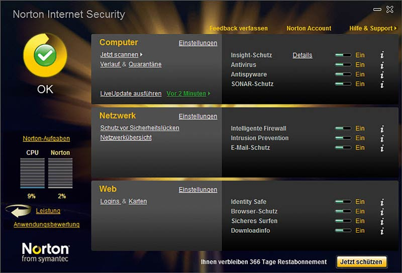 Symantec_NIS+2010_Screenshot1