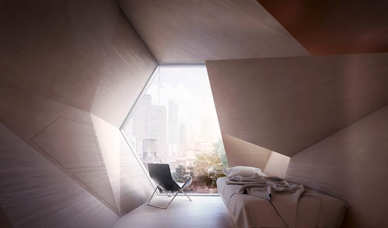 Homed interior