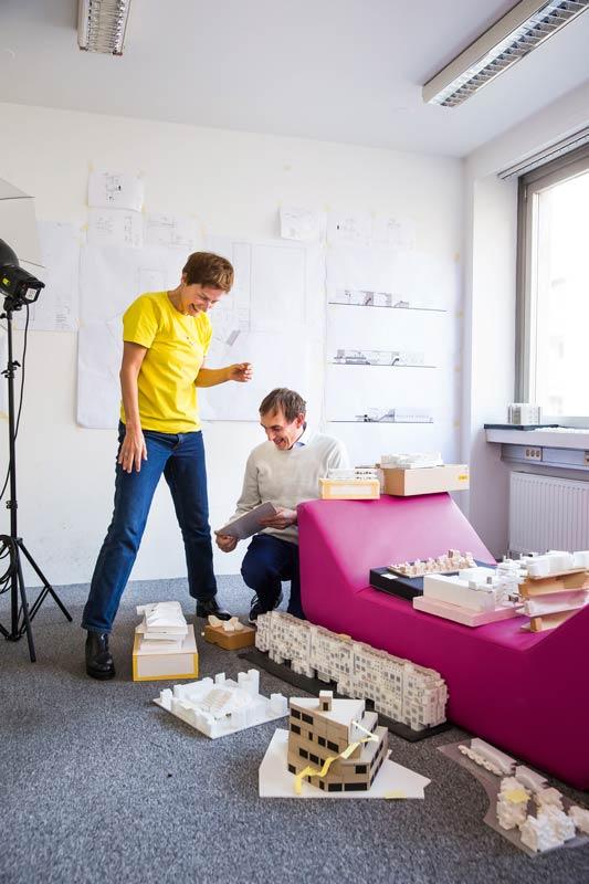 Anna Popelka und Georg Poduschka, PPAG architects