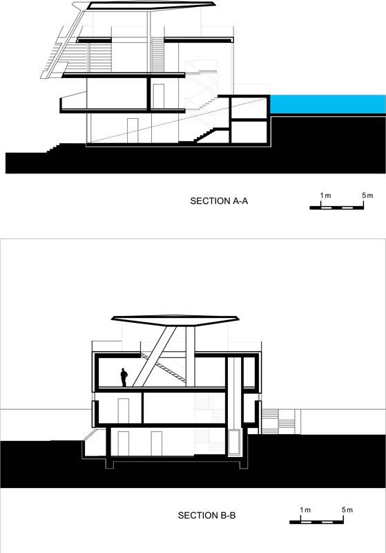 Haus-B_Najjar_Sections