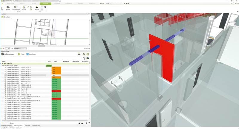 Ceapoint_BIM Software_DESITE-ClashDetection-01