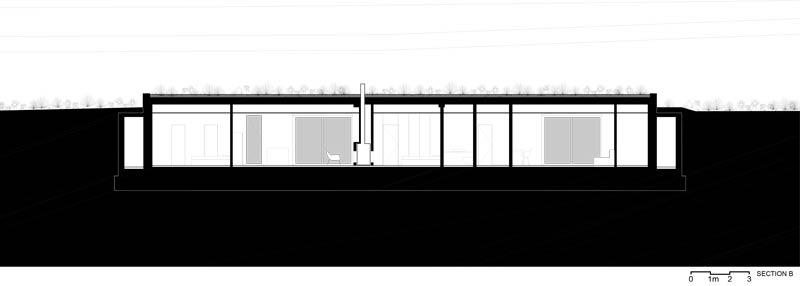 Plan SectionB Casa ECS
