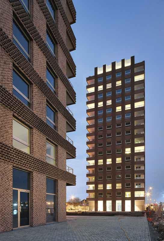Westkaai Towers