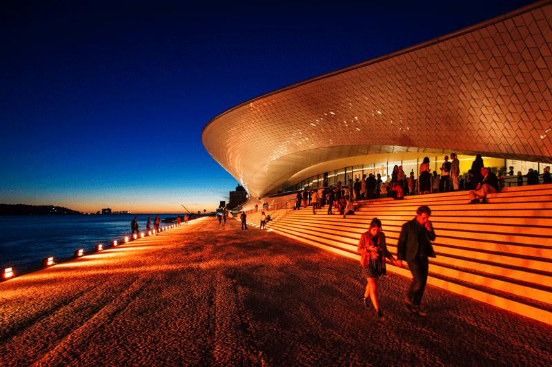 Lissabon MAAT
