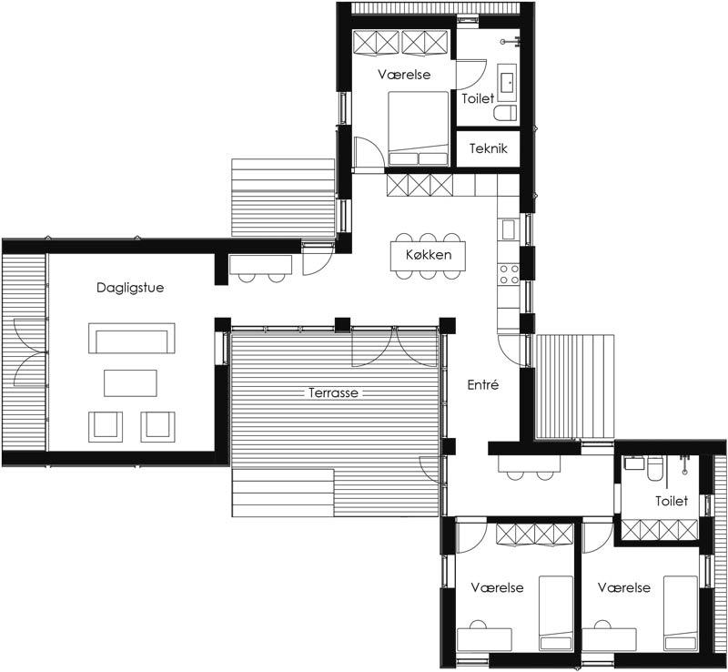 Biological House Plan