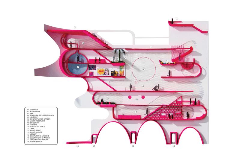 Museum Garage PLAN