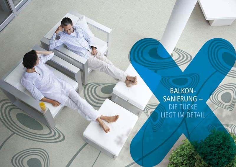 Triflex Symposium Balkonsanierung