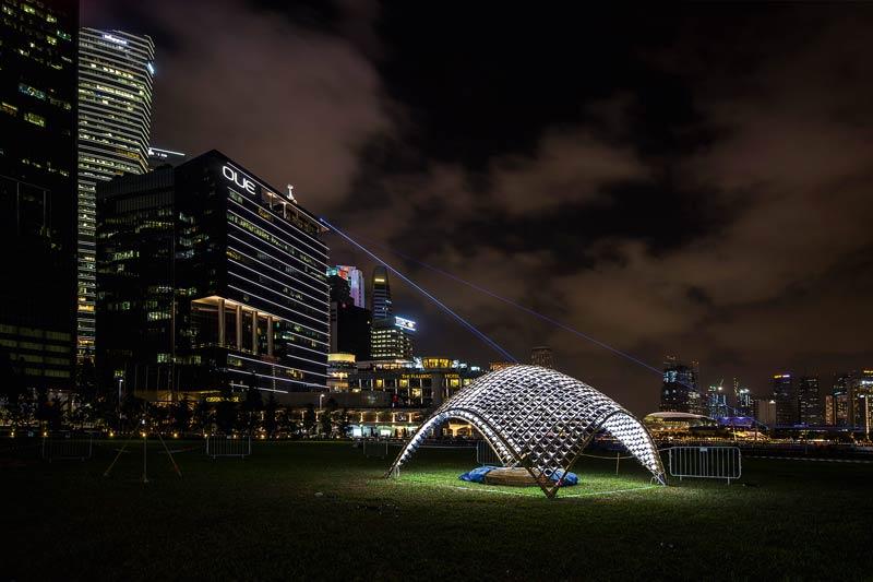 Licht Singapur