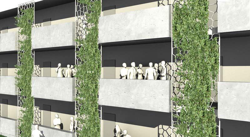 urban gardening - Advanced Building Skins