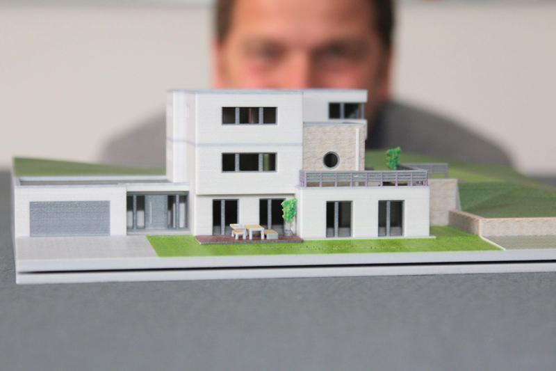 sofftech 3d Hausmodell