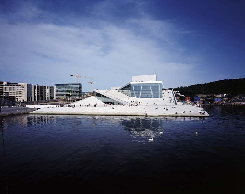 Landschaft Norwegen Opera
