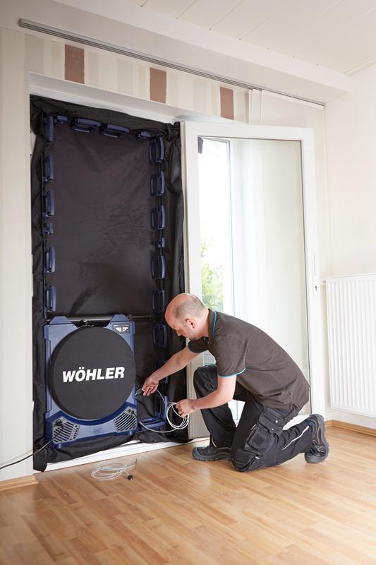 Wöhler Blower Check
