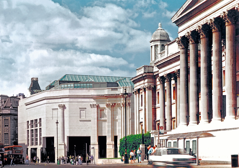 Sainsbury-Wing-National-Gallery-London-England-Timothy-Soar
