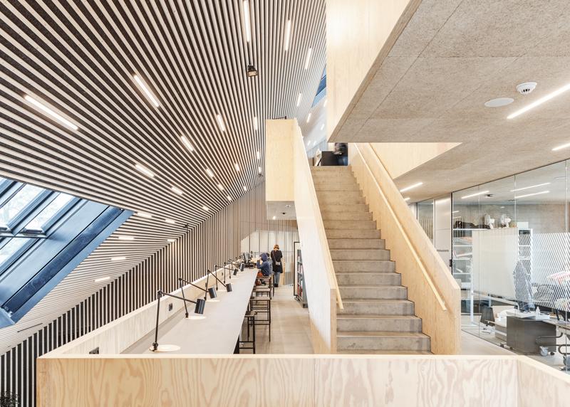 Tingbjerg-Library