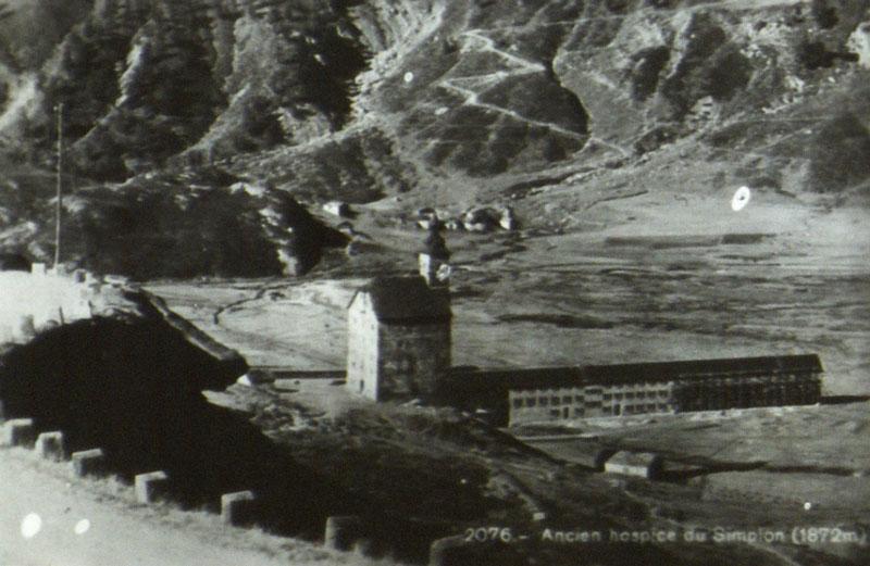 Ancien hospice du simplon