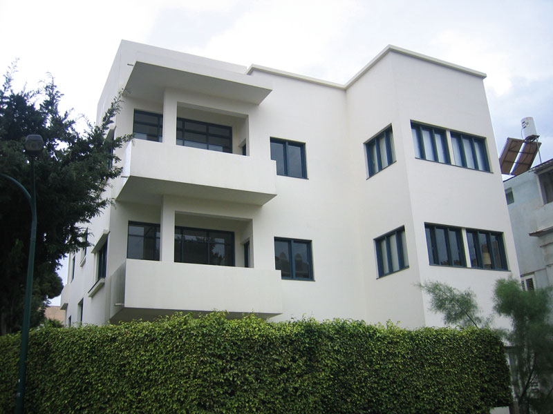 Bauhaus_Tel-Aviv_museum