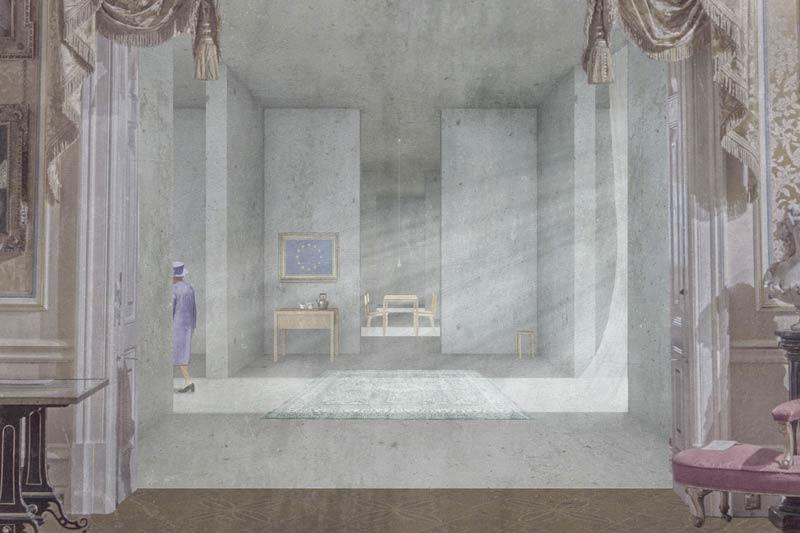 affordable housing Buckingham Palace