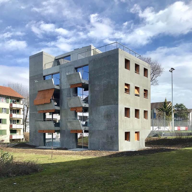 Betonbau Wuestemann