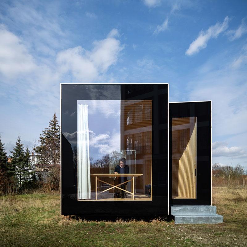 IBA Timber Mikro Haus