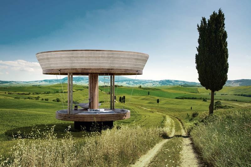 grüne Architektur Casa-Ojal_Italy_Tuscany