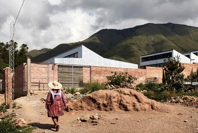 Landwirtschaftsschule Bolivien