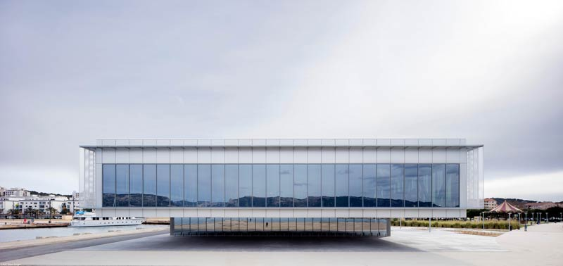 Interpane Glasfassade