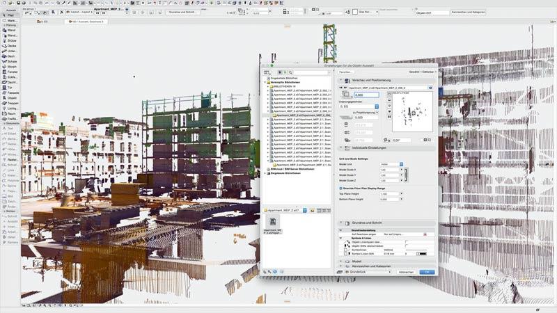 Bau-CAD Graphisoft