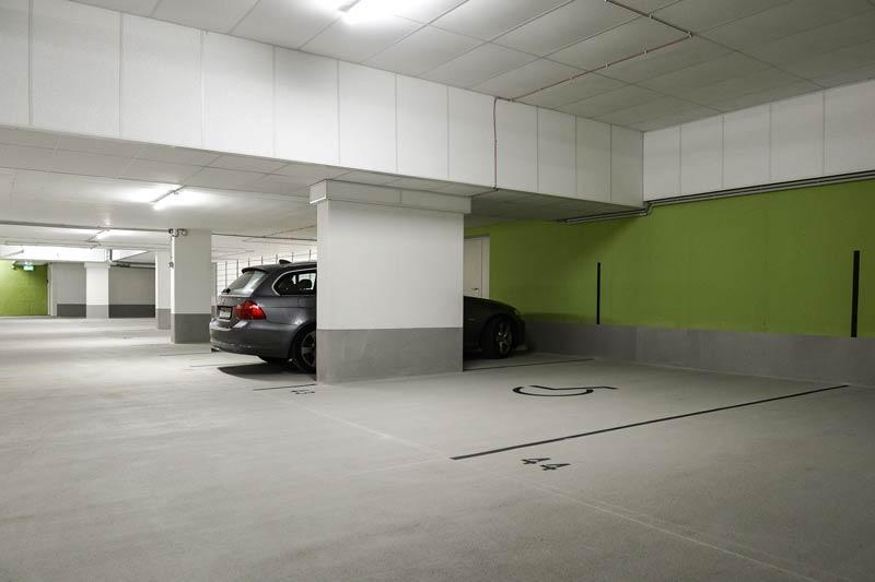 Parkhaussanierung