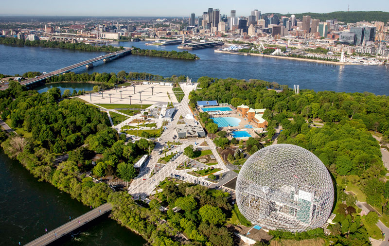 EXPO 67 in Montreal