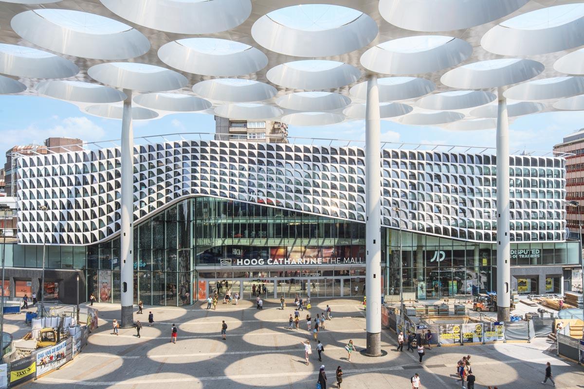 Größtes Fahrradparkhaus der Welt eröffnet in Utrecht