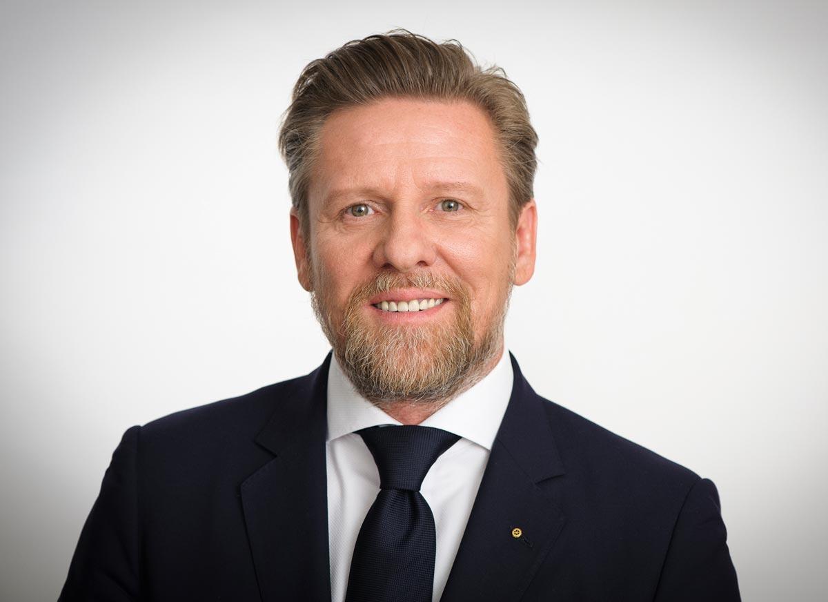 Ing. Mag. Peter Weinberger Geschäftsführer von Raiffeisen Immobilien