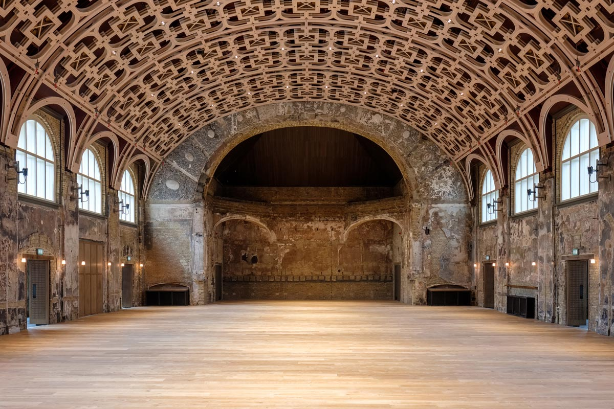 Battersea Art Centers in London