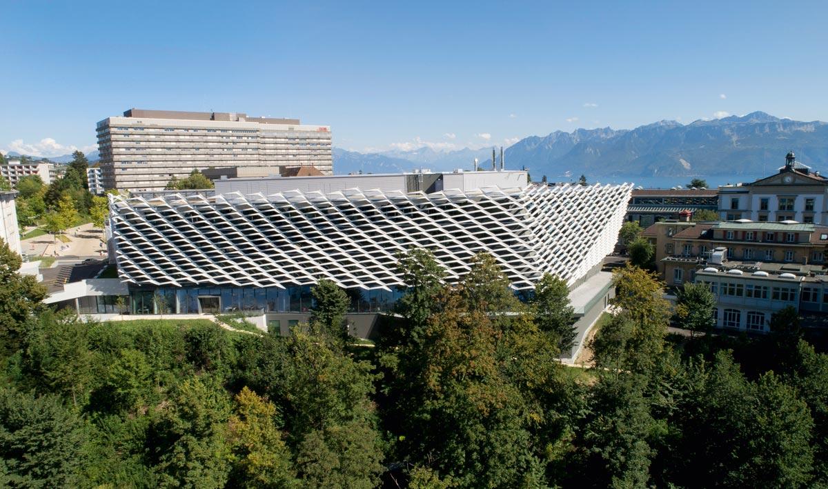 Krebsforschungszentrum AGORA in Lausanne