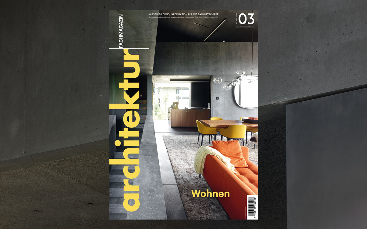 architektur Fachmagazin 320