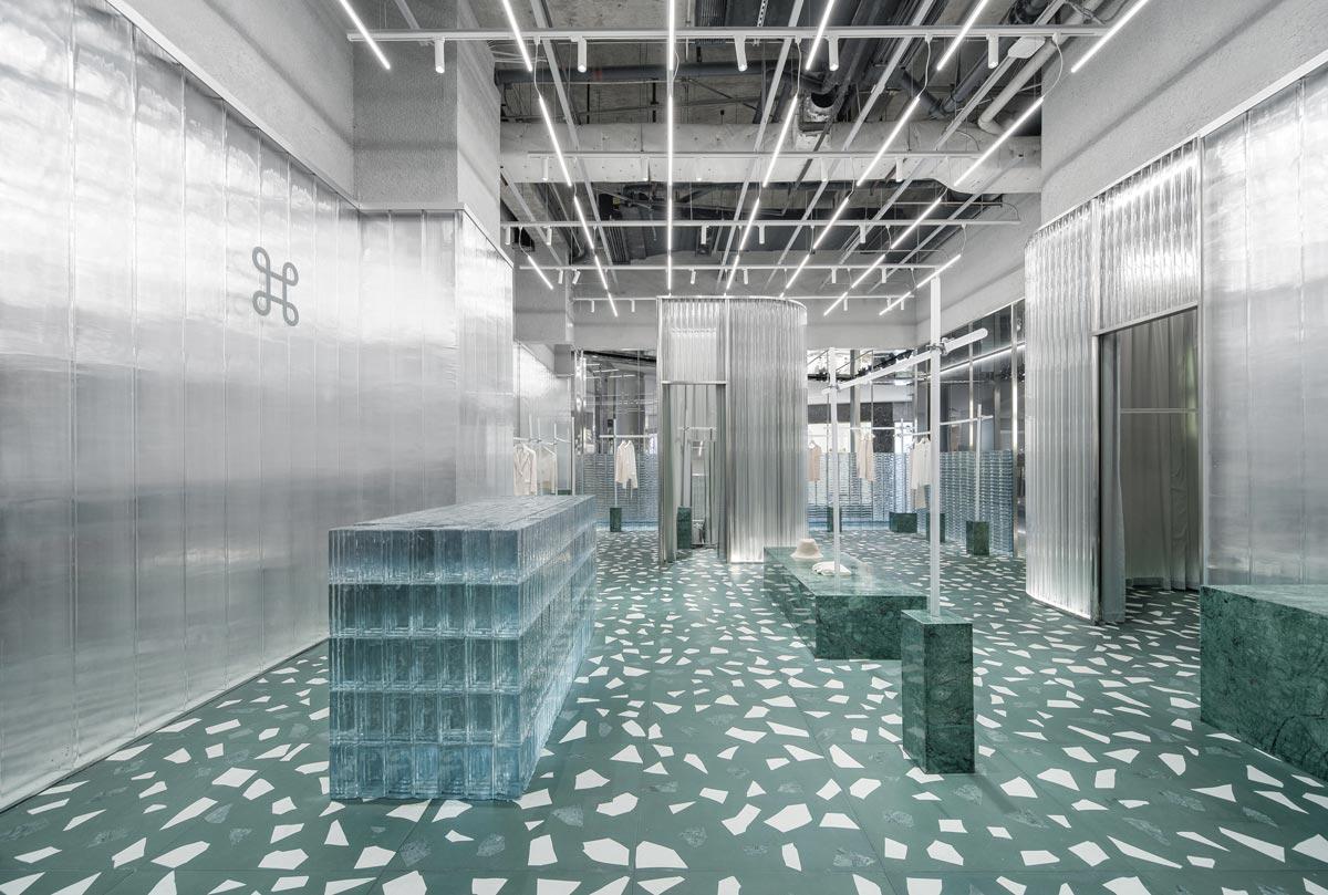 Das chinesische Modehaus Geijoeng
