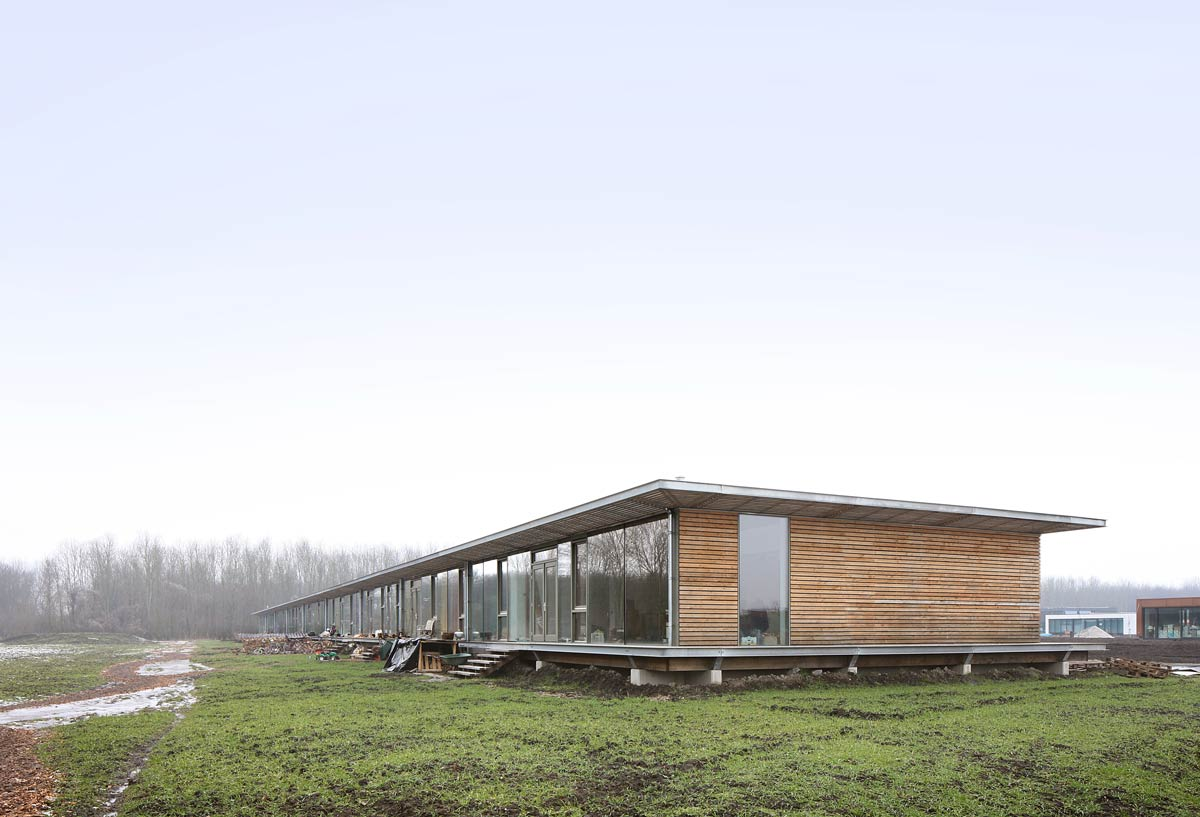 Oosterwold Co-Living-Complex