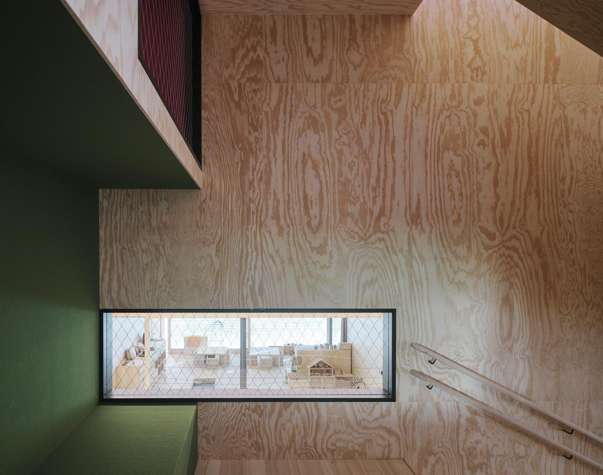 Kinderhaus Kennelbach HEIN architekten