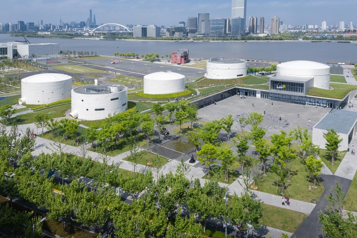 OPEN Architecture Tank Shanghai