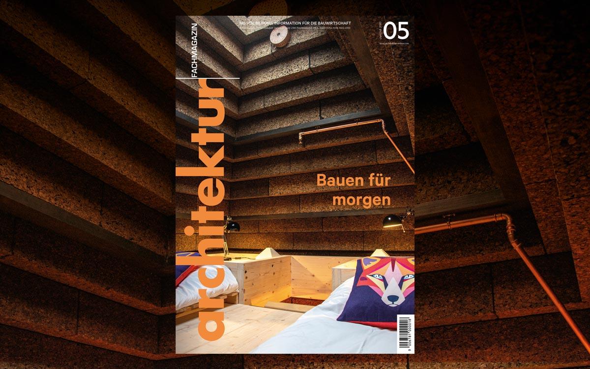 Architektur Fachmagazin Ausgabe 05/2020