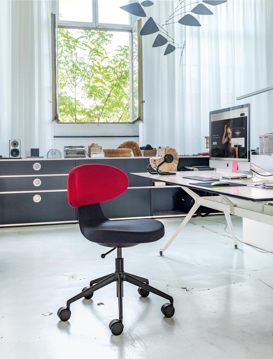 Simplex 3D Bürodrehstuhl