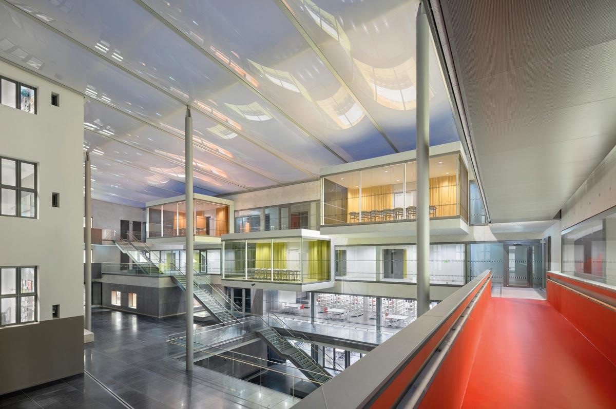 Genoveva-Gymnasiums in Köln