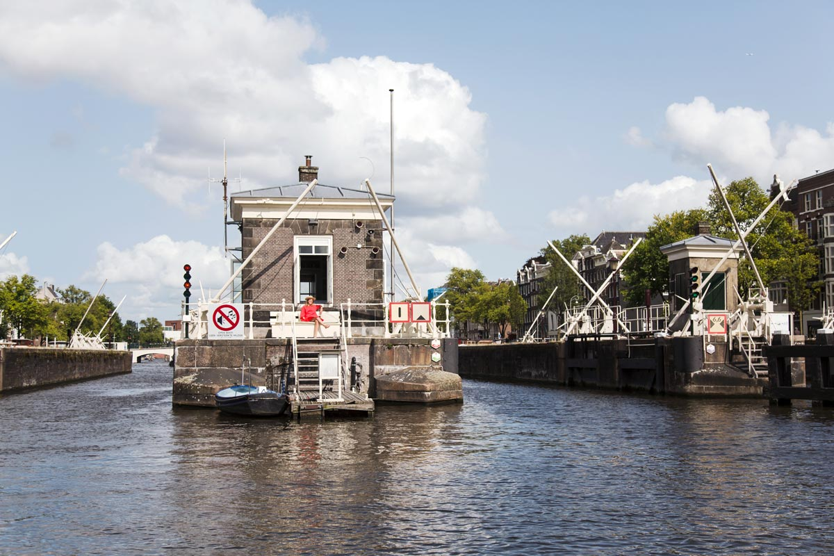 Brückenhäuser Hotelsuiten Amsterdam