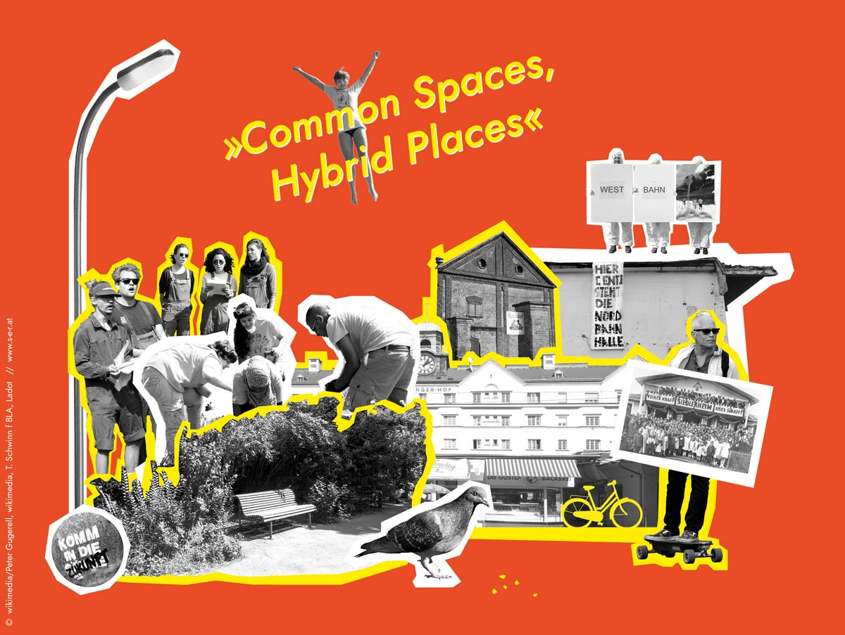 urbanize! 2020 - COMMON SPACES, HYBRID PLACES