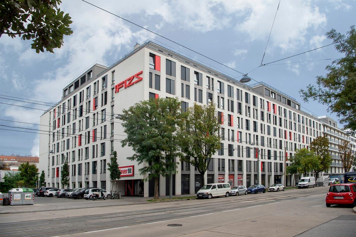 THE FIZZ in der Wiener Dresdner Straße