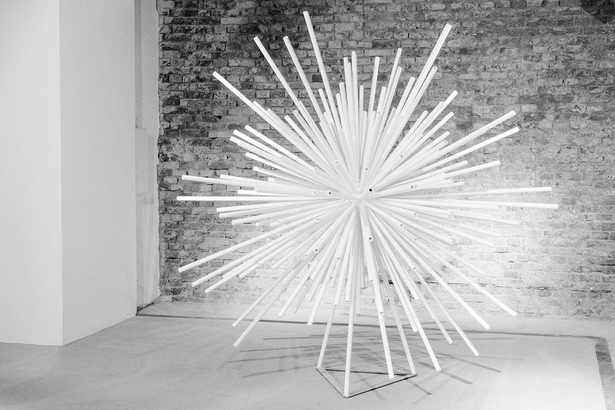 n186 Installation im Rahmen der Vienna Design Week 2020 im 'LAUFEN Space'