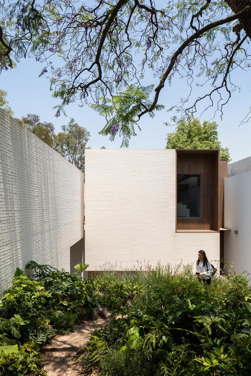 Housing im mexikanischen Amatepec