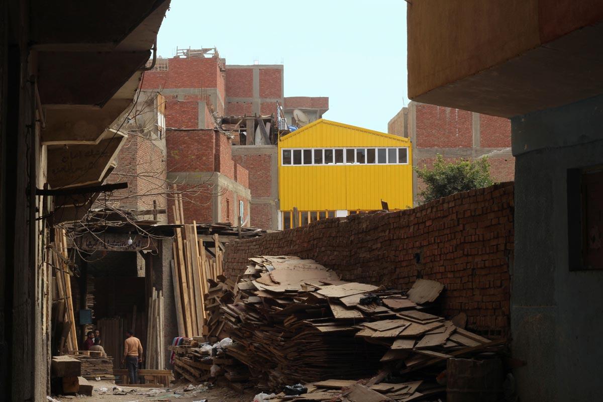 Dawar El Ezba Cultural Center Kairo