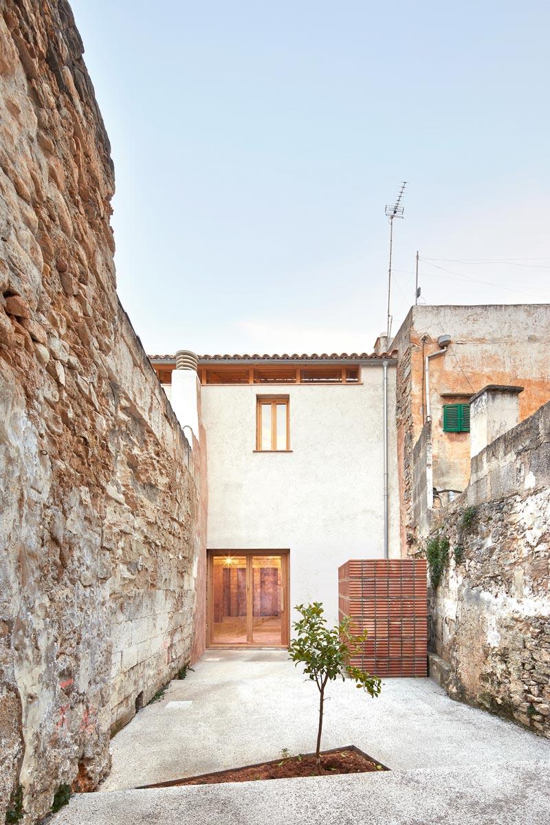 Municipal Archive Felanitx Mallorca, Spanien - Aulets