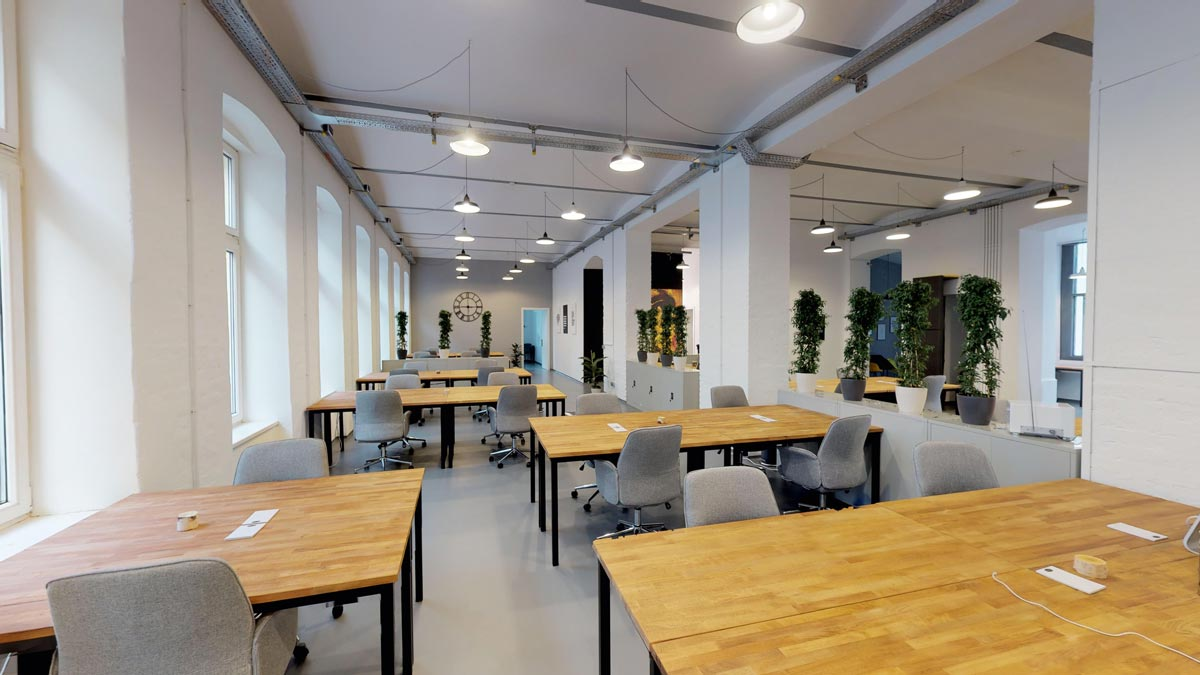 Büro Fabrik