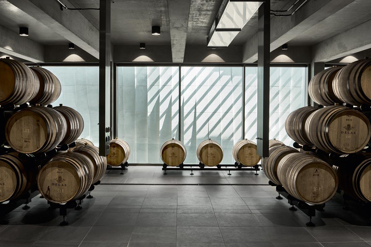 Delas Frères Winery